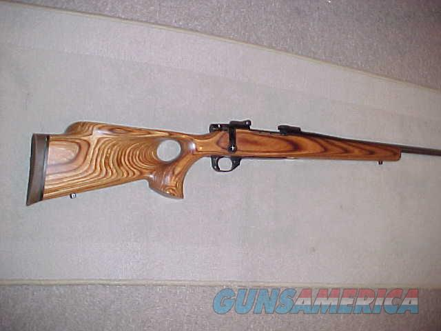 WEATHERBY VANGUARD THUMBHOLE LAMINATE 257WBY  Guns > Rifles > Weatherby Rifles > Sporting