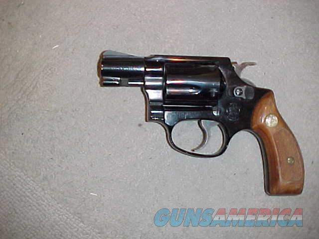 SMITH WESSON MODEL 37 AIRWGT 38SPL  Guns > Pistols > Smith & Wesson Revolvers > Small Frame ( J )