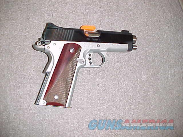 KIMBER PRO CARRY II TWO TONE 45ACP  Guns > Pistols > Kimber of America Pistols > 1911