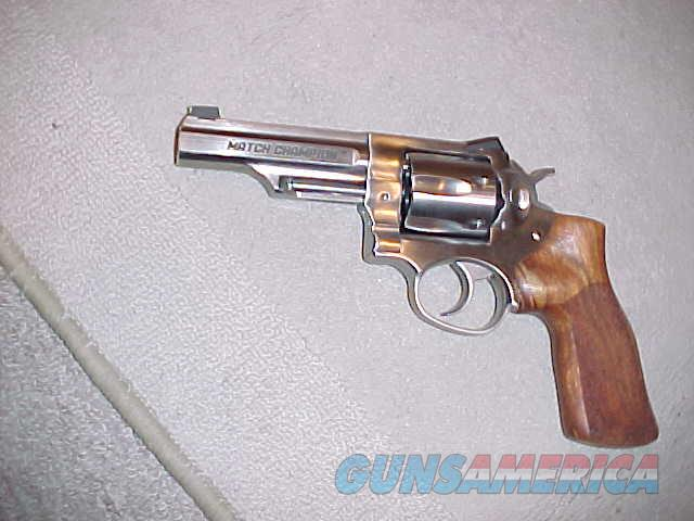 RUGER GP-100 MATCH CHAMPION 357  Guns > Pistols > Ruger Double Action Revolver > GP100