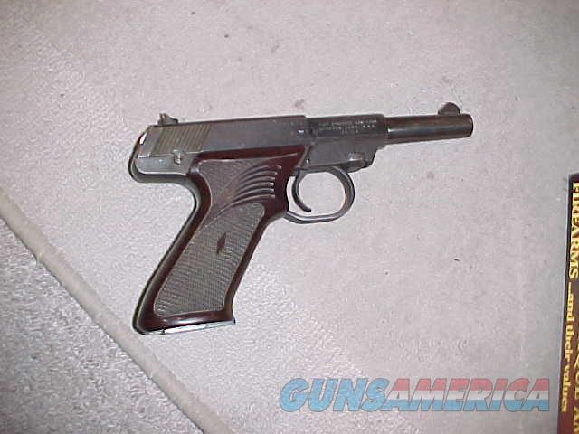 HIGH STANDARD DURAMATIC HAMDEN 22LR  Guns > Pistols > High Standard Pistols