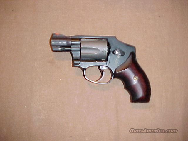 SW 342PD Airlite revolver in 38 spl +P  Guns > Pistols > Smith & Wesson Revolvers > Pocket Pistols