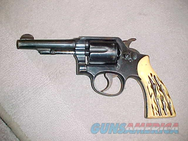 SMITH WESSON VICTORY MODEL 38SPL  Guns > Pistols > Smith & Wesson Revolvers > Model 10