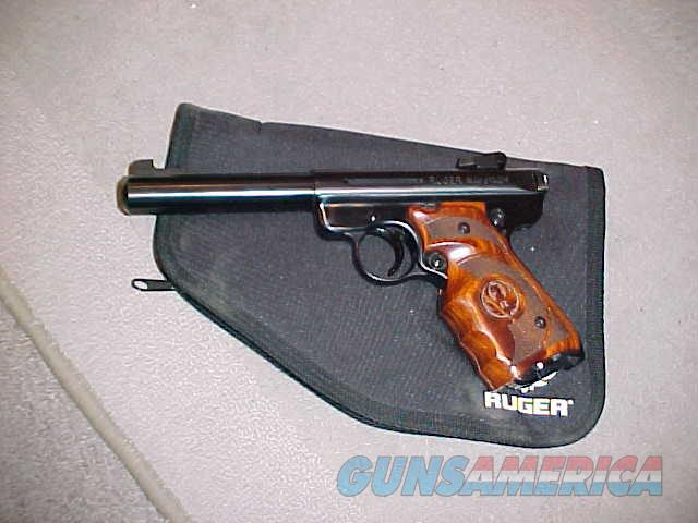 RUGER MK III TARGET 22LR  Guns > Pistols > Ruger Semi-Auto Pistols > Mark I/II/III/IV Family
