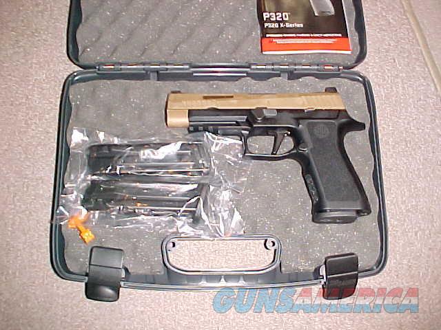 SIG SAUER P-320 VTAC 9MM  Guns > Pistols > Sig - Sauer/Sigarms Pistols > P320