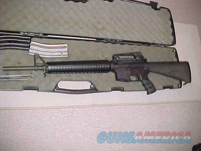 "BUSHMASTER TRGT AR-15  20"" H/BAR 223 AND 22 CONVERSION KIT  Guns > Rifles > Bushmaster Rifles > Complete Rifles"