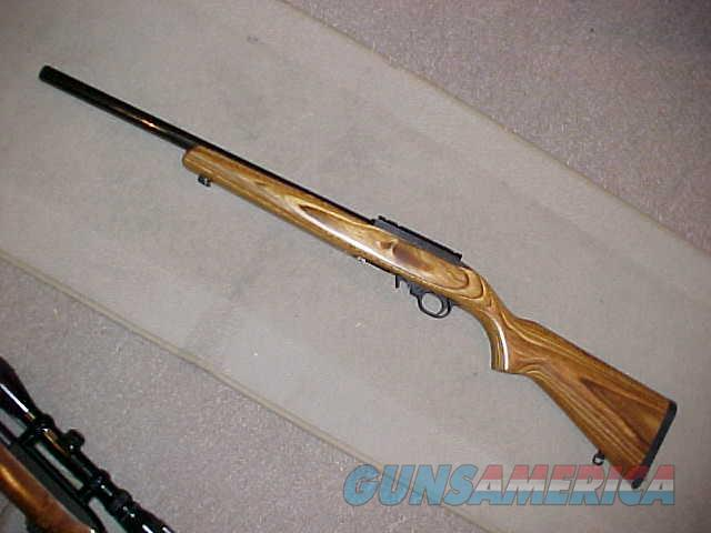 RUGER 10-22 TARGET HAMMER FORGED BARREL  Guns > Rifles > Ruger Rifles > 10-22