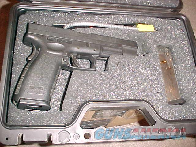 SPRINGFIELD XD TACTICAL 45  Guns > Pistols > Springfield Armory Pistols > XD (eXtreme Duty)