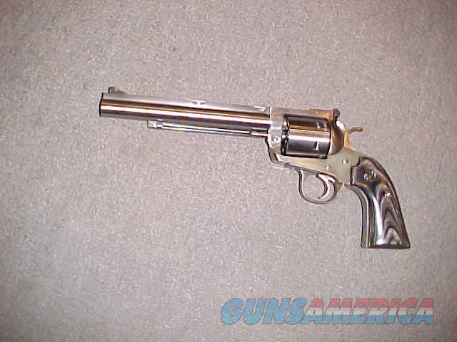 RUGER NM BLACKHAWK BISLEY HUNTER 44 MAG  Guns > Pistols > Ruger Single Action Revolvers > Blackhawk Type