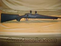 Remington 700 SPS rifle in 223 caliber  Guns > Rifles > Remington Rifles - Modern > Model 700 > Tactical