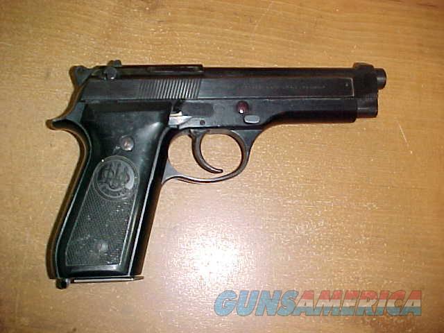 BERETTA 92-S  9MM  Guns > Pistols > Beretta Pistols > Model 92 Series