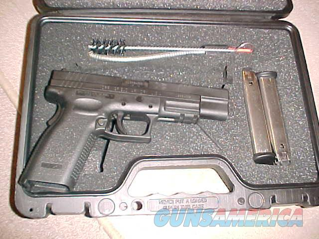 SPRINGFIELD XD TACTICAL 45ACP  Guns > Pistols > Springfield Armory Pistols > XD (eXtreme Duty)