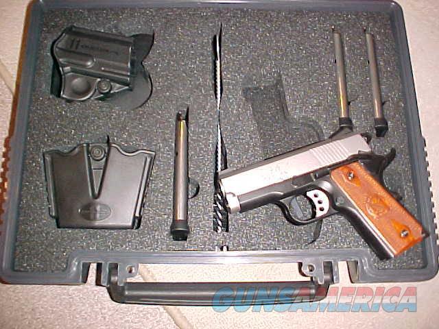 SPRINGFIELD EMP  1911-A1 ENHANCED MICRO PISTOL 40S&W  Guns > Pistols > Springfield Armory Pistols > 1911 Type