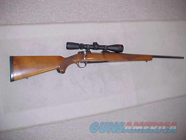 RUGER 77MKII 243 REDFIELD 3X9  Guns > Rifles > Ruger Rifles > Model 77