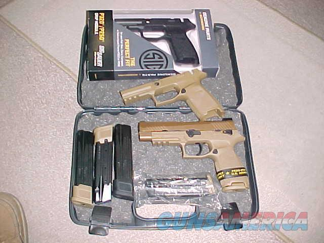 SIG SAUER 320 9MM  WITH EXTRAS  Guns > Pistols > Sig - Sauer/Sigarms Pistols > P320