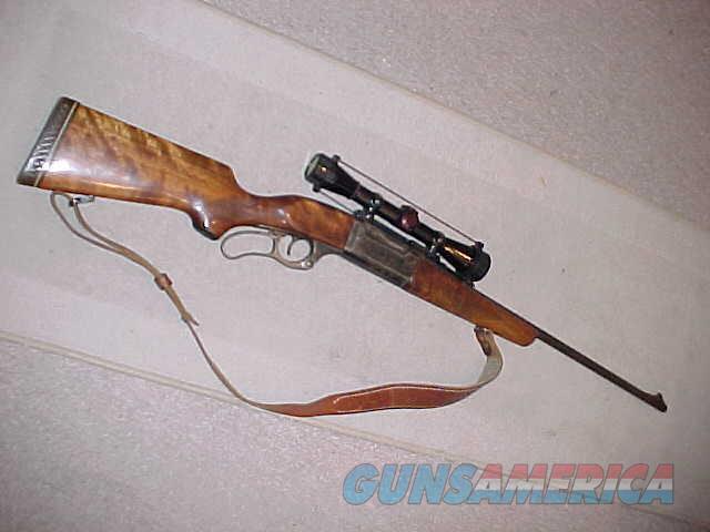 SAVAGE 99FWGT 243 LEUPOLD 6X  Guns > Rifles > Savage Rifles > Model 95/99 Family