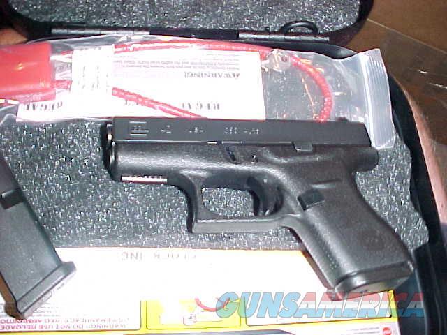 GLOCK 42FS   380ACP  Guns > Pistols > Glock Pistols > 42