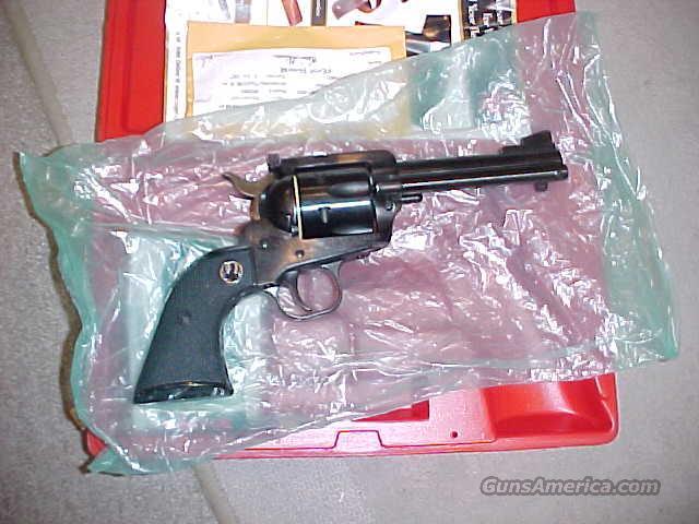 RUGER ANNIVERSARY FLATTOP 357 NIB  Guns > Pistols > Ruger Single Action Revolvers > Blackhawk Type