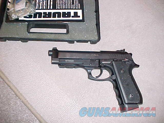 TAURUS PT 101 P  40CAL  Guns > Pistols > Taurus Pistols > Semi Auto Pistols > Steel Frame