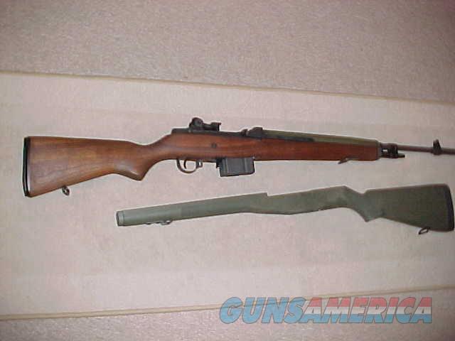 SPRINGFIELD M1-A LOADED 308 NIB  Guns > Rifles > Springfield Armory Rifles > M1A/M14