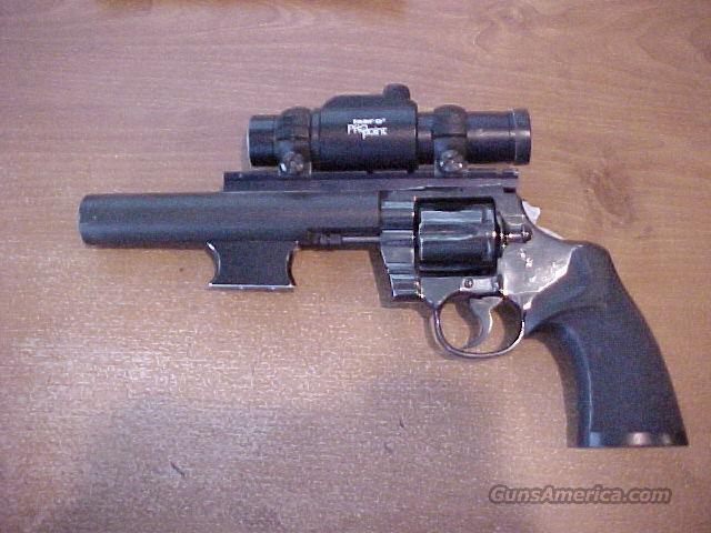 Colt Custom Castleberry Python 357 mag  Guns > Pistols > Colt Double Action Revolvers- Modern