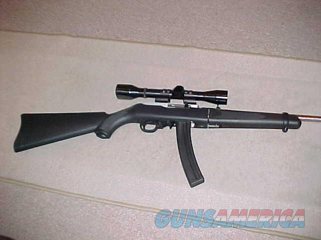 RUGER 10-22 S/S TAKEDOWN  Guns > Rifles > Ruger Rifles > 10-22