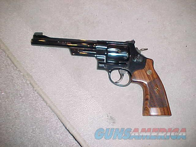 SMITH WESSON 25-15 CLASSIC 45 COLT  Guns > Pistols > Smith & Wesson Revolvers > Full Frame Revolver
