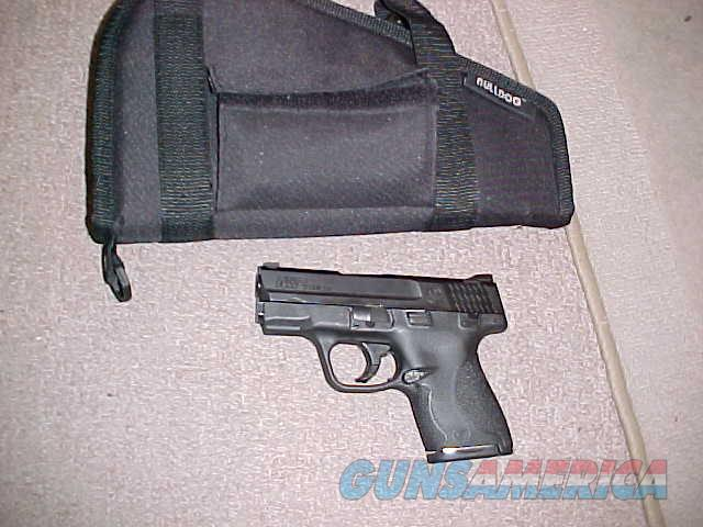 SMITH&WESSON SHEILD 9MM  Guns > Pistols > Smith & Wesson Pistols - Autos > Polymer Frame