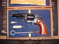 SW Model 19-3 Texas Ranger 357 magnum  Guns > Pistols > Smith & Wesson Revolvers > Full Frame Revolver