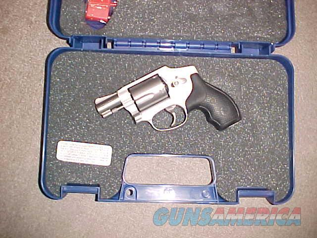 SMITH&WESSON 642-2 AIRWGT 38SPL  Guns > Pistols > Smith & Wesson Revolvers > Small Frame ( J )
