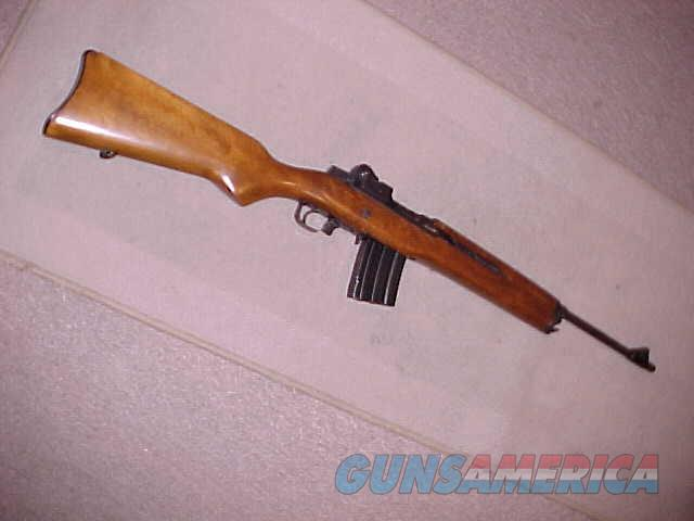 RUGER MINI 14 (EARLY) WOOD TOP 223  181 SERIES  Guns > Rifles > Ruger Rifles > Mini-14 Type