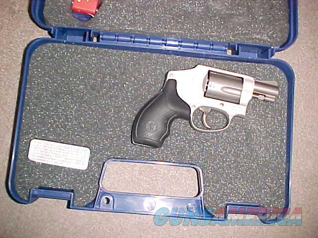 S&W 642-2 AIRWGT 38SPL STAINLESS  Guns > Pistols > Smith & Wesson Revolvers > Small Frame ( J )