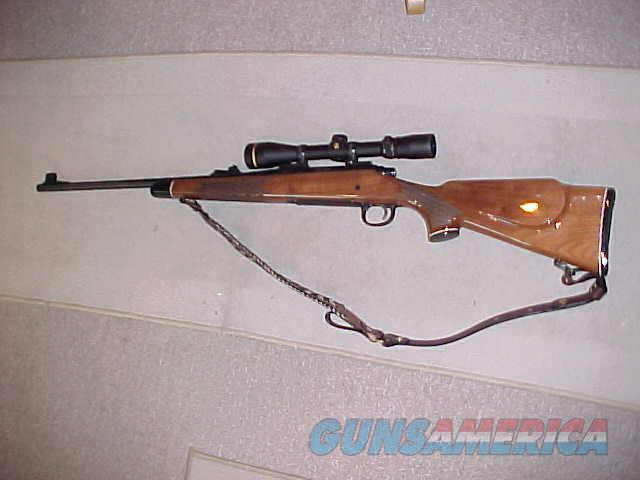 REMINGTON 700BDL DELUXE 270/LEUPOLD  Guns > Rifles > Remington Rifles - Modern > Model 700 > Sporting