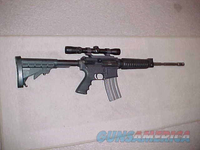 "BUSHMASTER CAR-15 223 16""  Guns > Rifles > Bushmaster Rifles > Complete Rifles"