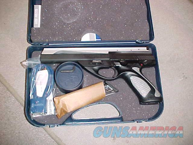 BERETTA U-22 NEOS INOX 22LR  Guns > Pistols > Beretta Pistols > Polymer Frame