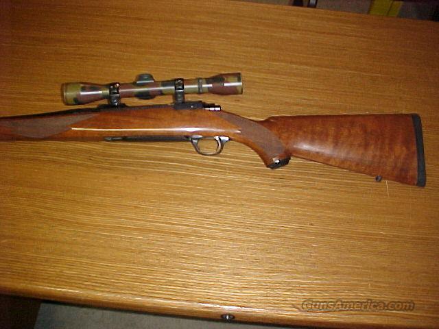 Ruger 77 MKII rifle in 7MM Rem magnum  Guns > Rifles > Ruger Rifles > Model 77
