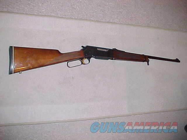 BLR-81 LEVER ACTION 7mm-08  Guns > Rifles > Browning Rifles > Lever Action