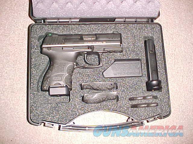 HECKLER KOCH P30 SK-SV1  Guns > Pistols > Heckler & Koch Pistols > Polymer Frame