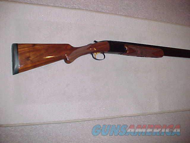 WEATHERBY ORION UPLAND CLASSIC 12GA O/U  Guns > Shotguns > Weatherby Shotguns > Hunting > O/U