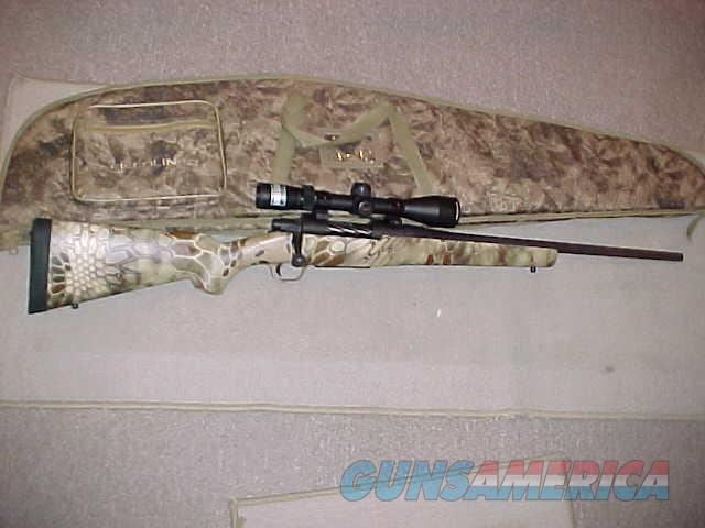 MOSSBERG PATRIOT RIFLE BOLT ACTION 308  Guns > Rifles > Mossberg Rifles > Other Bolt Action