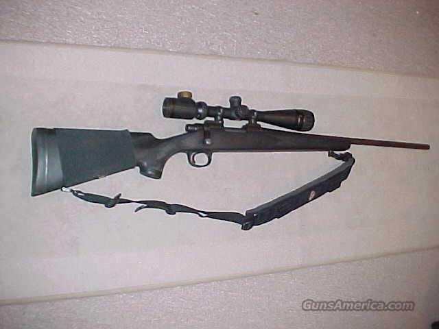 REMINGTON 700ADL SYNTHETIC 223 CAL.  Guns > Rifles > Remington Rifles - Modern > Model 700 > Sporting