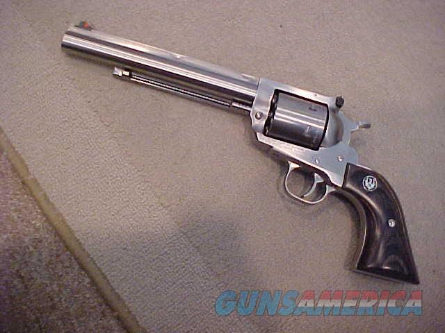 RUGER NM SUPER BLACKHAWK HUNTER S/S 44 MAG  Guns > Pistols > Ruger Single Action Revolvers > Blackhawk Type