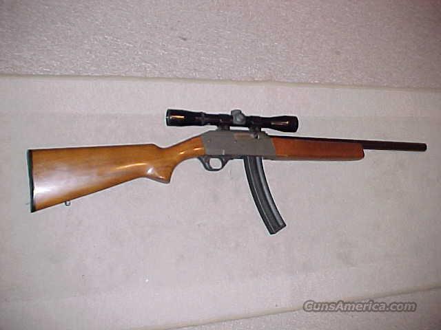 SABATTI MODEL 1822 SEMI AUTO 22LR  Guns > Rifles > S Misc Rifles