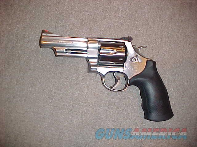 "S&W 629-6 STAINLESS 4""  44MAG NIB  Guns > Pistols > Smith & Wesson Revolvers > Full Frame Revolver"