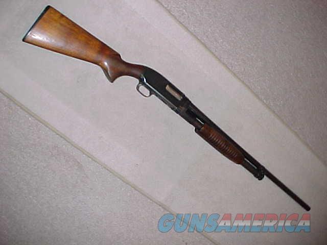 WINCHESTER MODEL 12 PUMP 12GA  Guns > Shotguns > Winchester Shotguns - Modern > Pump Action > Hunting