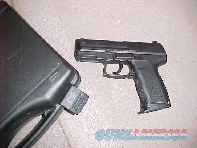 HECKLER&KOCH P-2000 V-2 9MM  Guns > Pistols > Heckler & Koch Pistols > Polymer Frame