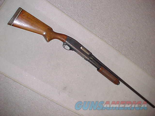 REMINGTON (EARLY)  WINGMASTER 20GA  Guns > Shotguns > Remington Shotguns  > Pump > Hunting