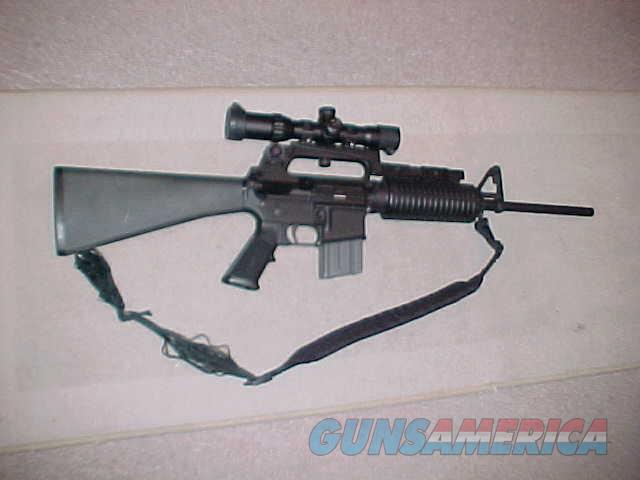 DPMS AR-15 SCOPED  Guns > Rifles > DPMS - Panther Arms > Complete Rifle