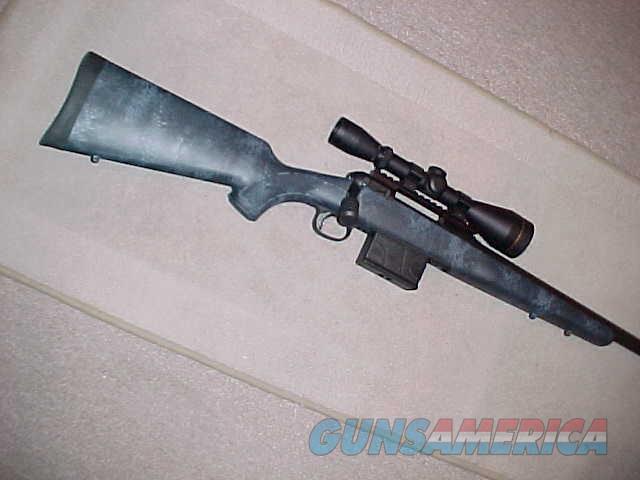 SAVAGE MODEL 10FPC-SR TACTICAL 6.5 CREEDMORE  Guns > Rifles > Savage Rifles > 10/110