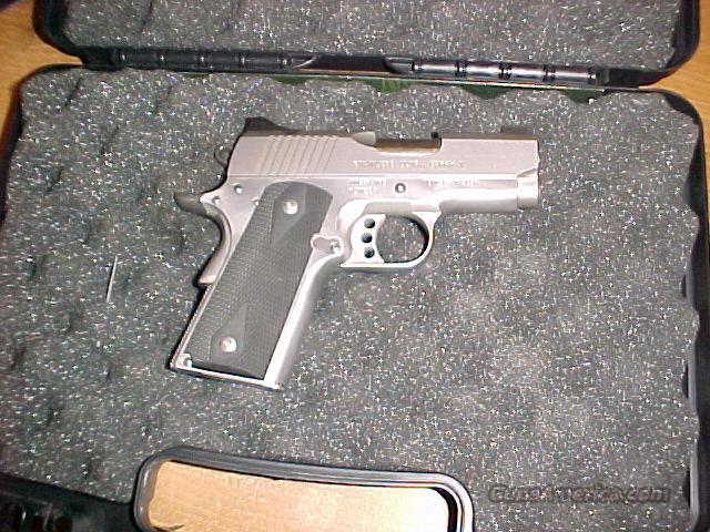 KIMBER S/S ULTRA CARRY II 45ACP  Guns > Pistols > Kimber of America Pistols